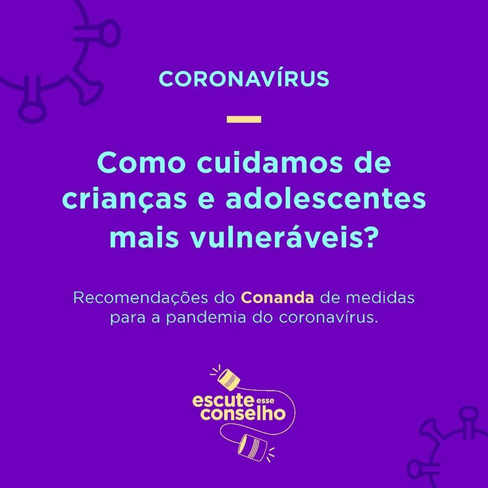 Como garantir a proteção de crianças e adolescentes em meio à crise da pandemia